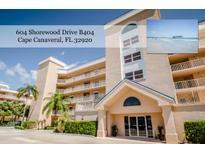View 604 Shorewood Dr # 404 Cape Canaveral FL
