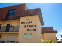 View 5200 Ocean Beach Blvd # 208 Cocoa Beach FL
